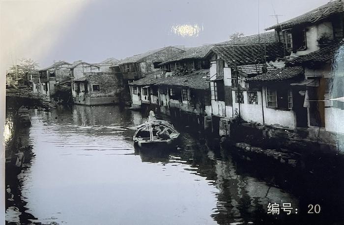 朱家角鎮舊影