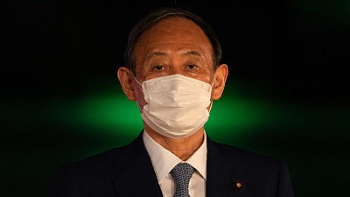 日媒:日本首相菅義偉不參加自民黨總裁選舉