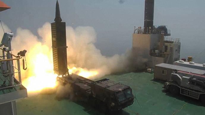 韩国将投入近1.8万亿元增强导弹战力,半岛导弹竞赛加剧