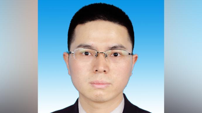 """""""85后""""博士、共青團酒泉市委員會副書記代啟鋒擬任新職"""