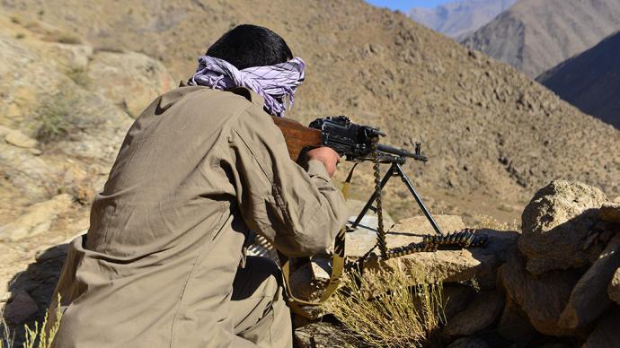 俄媒:塔利班宣布已占領潘杰希爾省戰略要地