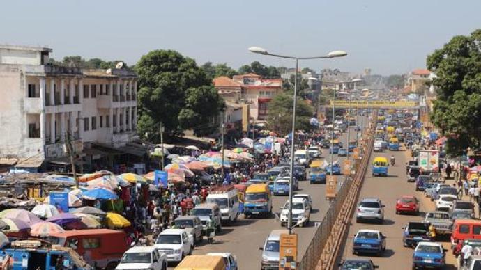 幾內亞首都槍聲大作,官方尚未表態