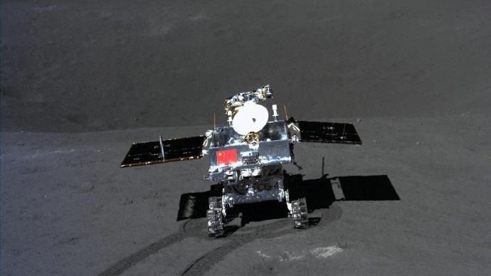 """玉兔二号""""出差""""2年多,在月球行驶里程达到799米"""