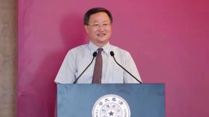 清华日新书院院长提醒新生:不要选太多课,要有自主学习时间