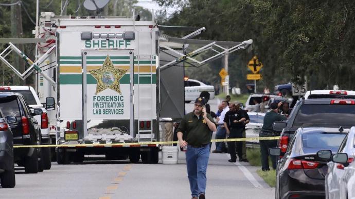 美佛州槍擊案造成包括一名嬰兒在內四人死亡,嫌犯為退伍軍人