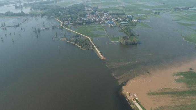 河南省公布7·20特大暴雨蓄滞洪区运用补偿方案