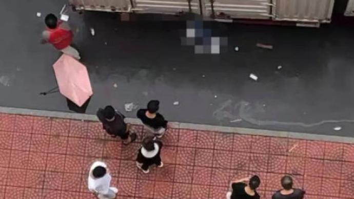 对外经贸大学通报学生校内被圆通快递车碾轧身亡:司机被控制