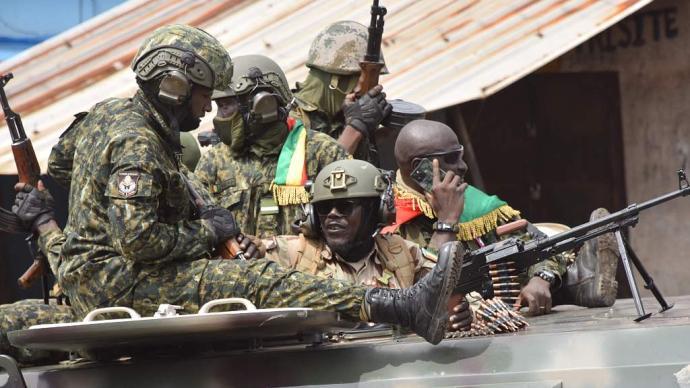 幾內亞軍政府:將成立過渡性政府,不會報復前政府工作人員