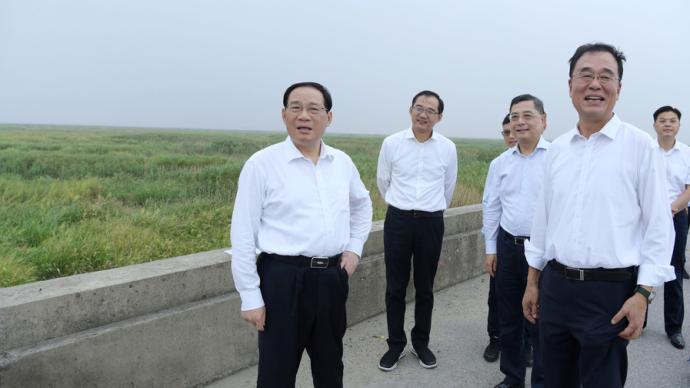 高起点高标准高品质!李强在崇明横沙岛调研上海现代农业产业园规划建设