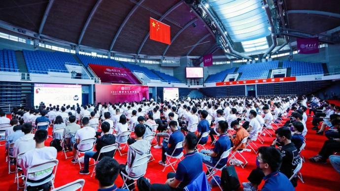 清华校长:大学是国家的大学,十年来出境校友中超半数已回国