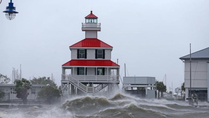 """熱帶風暴""""艾達""""已致全美68人遇難,新澤西州和紐約州進入緊急狀態"""