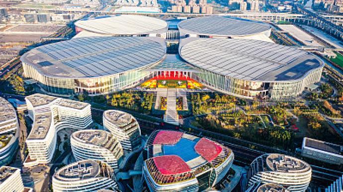 """一图读懂丨虹桥国际开放枢纽中央商务区""""十四五""""规划"""