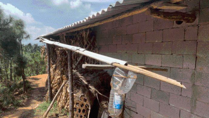 贵州新光村饮水工程成摆设:村民饮用雨水,领导来了水才来