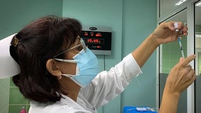 全球首个!古巴使用未经世卫组织认证疫苗给2岁以上儿童接种