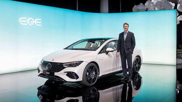 戴姆勒股份公司董事會主席、梅賽德斯-奔馳汽車集團全球總裁康林松