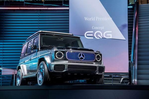 EQG概念車