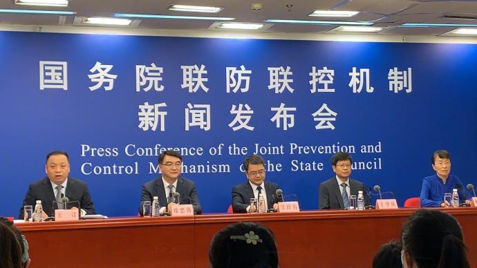 国家卫健委:中国已经实现5条技术路线临床试验的全覆盖