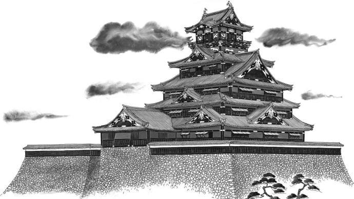 画忆|营造之美① :日本大阪城的前世今生