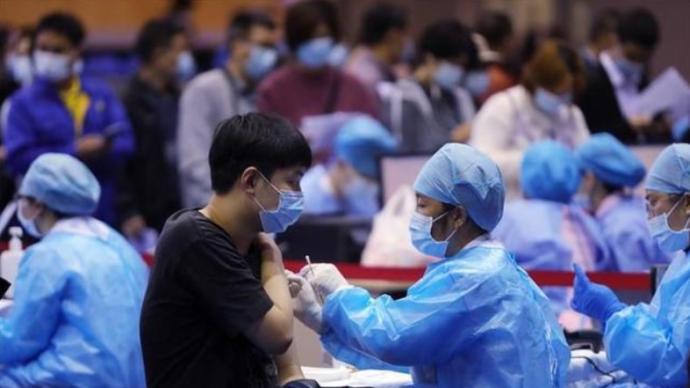 国家卫健委:疫苗接种总人数已超过10亿