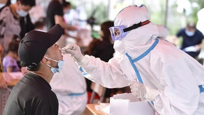 广州本次疫情3名感染者属同一传播链,均在潜伏期发现