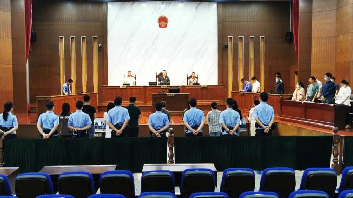 浙江審理一數字貨幣詐騙系列案:涉案3.8億,171人獲刑