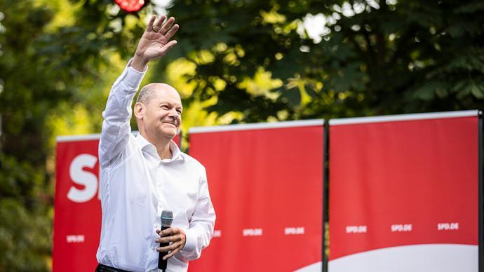 德國社民黨與肖爾茨支持率雙占鰲頭,但能否一路笑到大選呢?