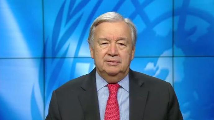 古特雷斯宣布將在日內瓦召開阿富汗人道問題部長級會議