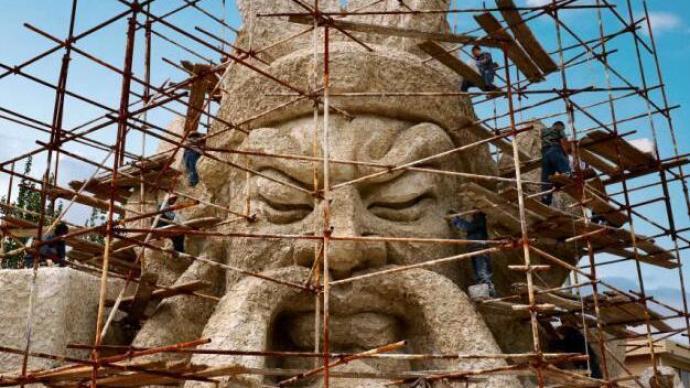觀察|公共藝術的當下困惑何在?從關公雕像搬遷說起