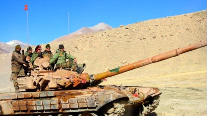 講武談兵|在高原部署裝甲旅,印軍強化高原坦克戰力
