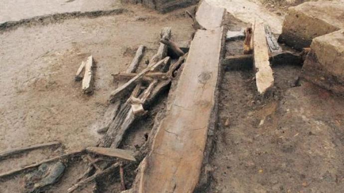 浙江劃來的史前獨木舟,八千年前海洋探索的先行者