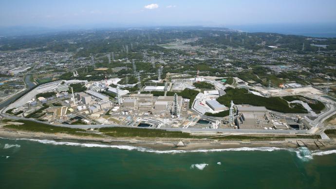 日本靜岡縣一核電站泄漏約4升含放射性物質的水