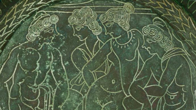 性爱、谎言与伊特鲁里亚人