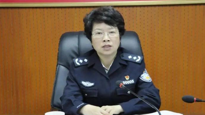 福建省公安廳原副廳長章麗婕被雙開:以權壓人,干預案件處理