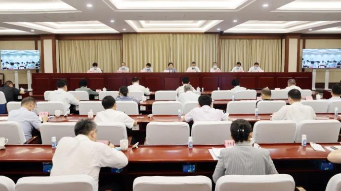 南京市委常委王華已兼任市委組織部部長