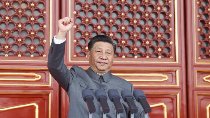 """習近平""""七一""""重要講話中的黨史 確立社會主義基本制度篇"""