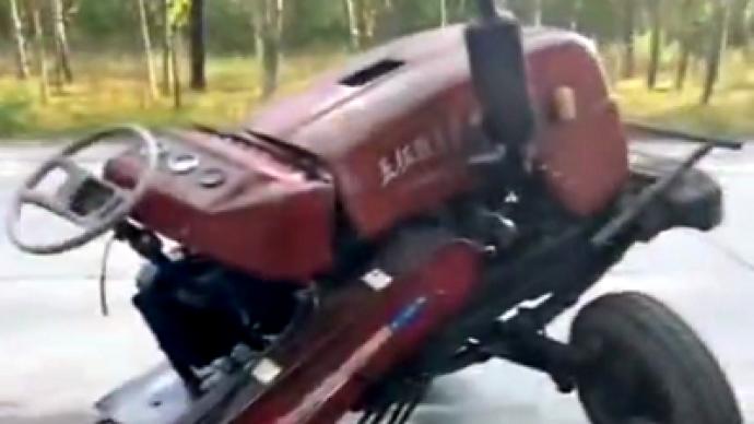 黑龙江一挂车追尾拖拉机致15死,公安部派工作组赴事故现场