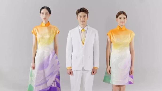 杭州亞運會禮儀服裝、官方體育服飾發布
