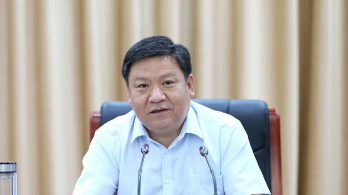 河南駐馬店時隔一個半月再迎新市委書記,前任已跨省履新