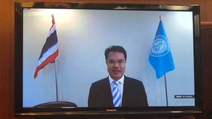 泰國民主黨副黨首:中國在全球抗疫上發揮了責任擔當作用