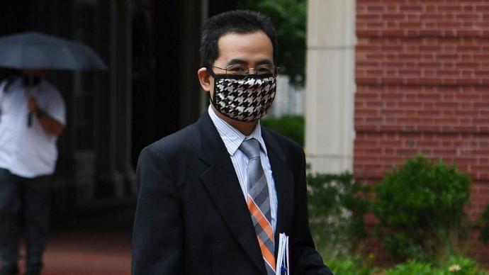 """美""""中国行动计划""""首案落定:华人教授胡安明被宣判无罪"""