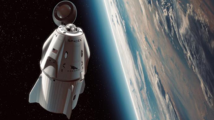 SpaceX將送首個全平民機組進入太空軌道