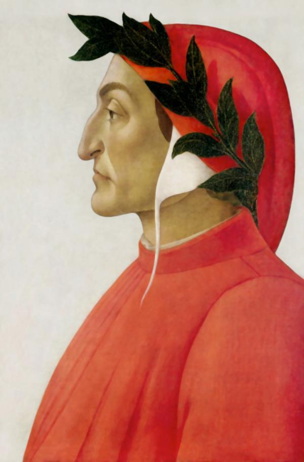 但丁·阿利吉耶里(1265-1321.9.14)
