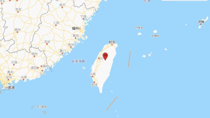 �_�衬贤犊h�l缺憾生4.6�地震,震源深度35千米