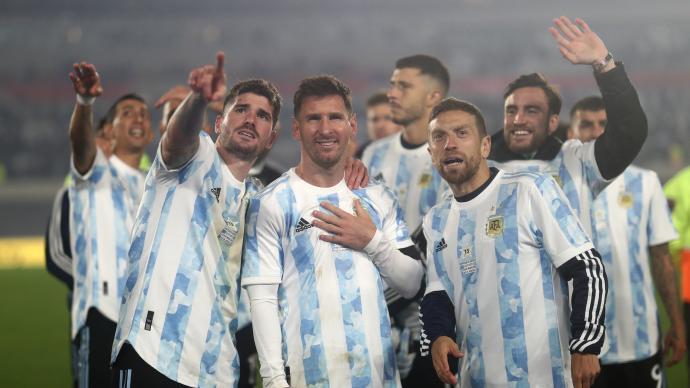 為了阿根廷,為了世界杯,梅西會燃盡最后一滴血最后一滴淚