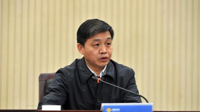 济源市委原书记张战伟已受聘为河南省政府参事