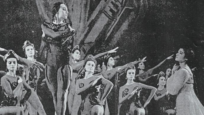 """我读︱1959年美苏之间的""""芭蕾外交"""""""