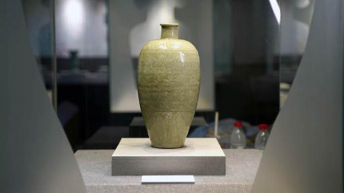 浙博呈现龙泉青瓷:从古今精品看制釉技艺