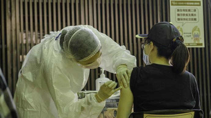 台湾累计766人注射新冠疫苗后死亡,涉阿斯利康、莫德纳等