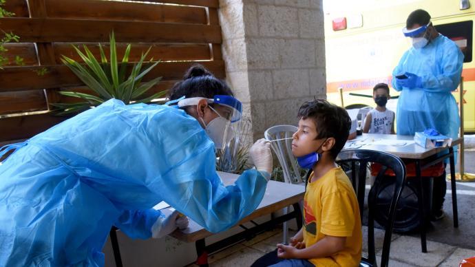 以色列超10%未成年新冠患者痊愈后出現呼吸不暢等長期癥狀