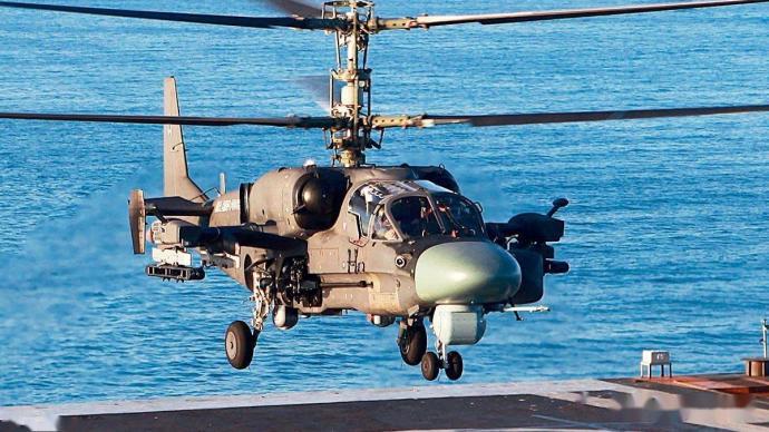 講武談兵|中國需要俄制卡-52K艦載武裝直升機嗎?